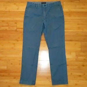 Banana Republic blue Chino pants 32x32